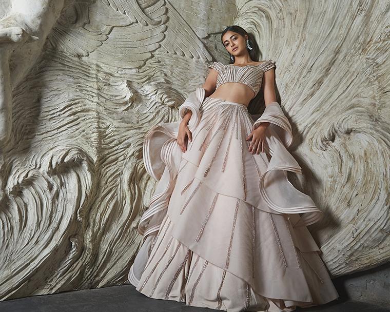 Wedding Lehenga, Cocktail Lehenga, Reception Couture, Designer, Bollywood