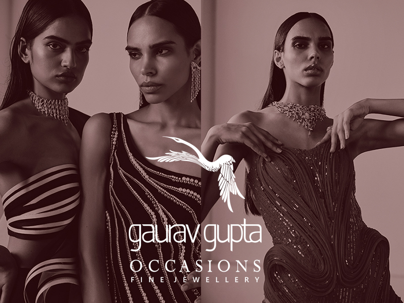 Gaurav Gupta occasions Fine Jewellery
