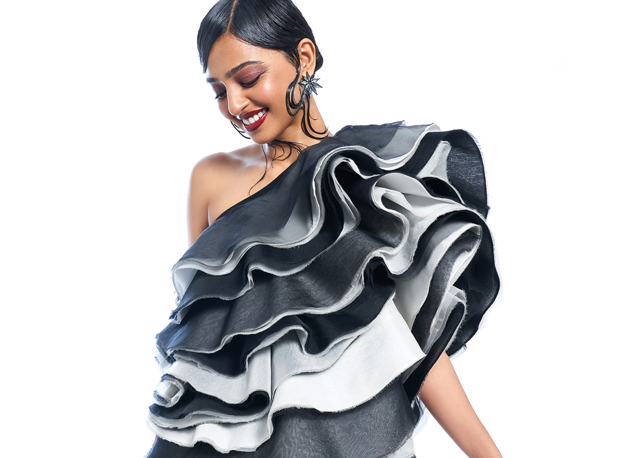 Radhika Apte for Gaurav Gupta