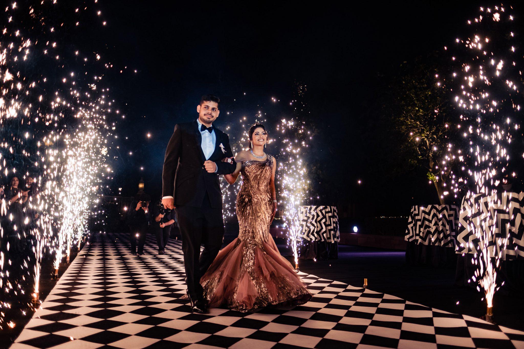Gaurav Gupta Bride Somna Aggarwal