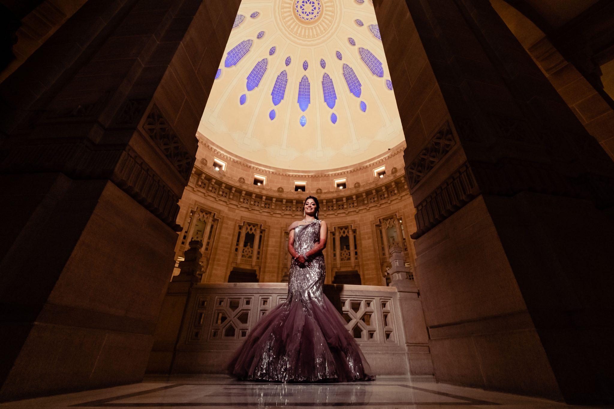 Gaurav Gupta Reception Wear - Designer Gowns