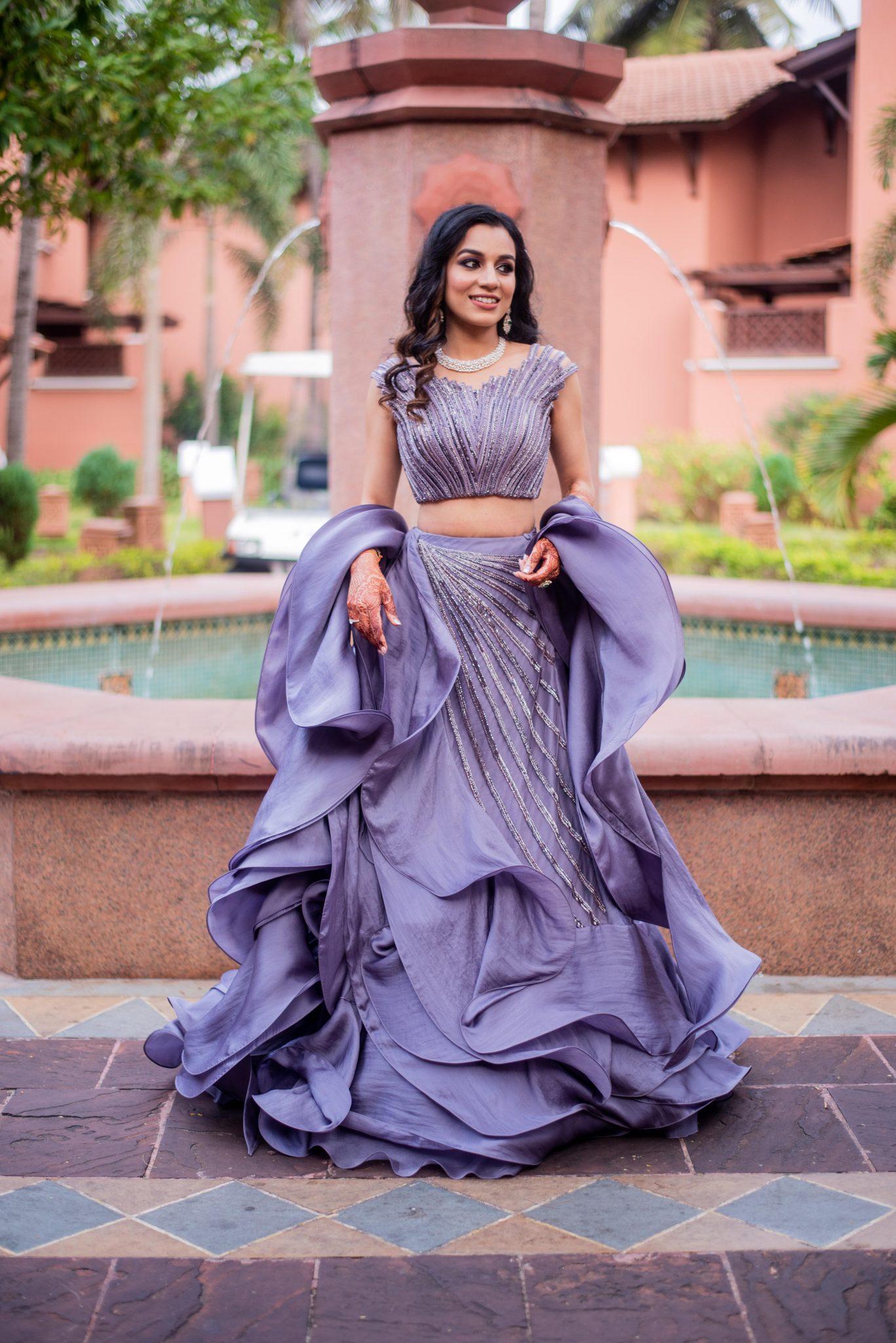 Gaurav Gupta Designer Wedding Lehengas